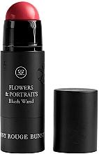 Fragrances, Perfumes, Cosmetics Cream Blush - Rouge Bunny Rouge Flowers & Portraits Blush Wand