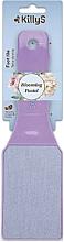 Fragrances, Perfumes, Cosmetics Foot File, purple - KillyS Blooming Pastel Foot File
