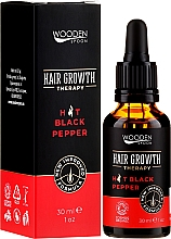 Fragrances, Perfumes, Cosmetics Hair Growth Serum - Wooden Spoon Hair Growth Serum