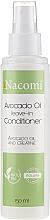 Fragrances, Perfumes, Cosmetics Hair Conditioner with Avocado Oil and Keratin - Nacomi Natural Avocado Oil And Keratin Hair Conditioner