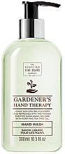 Fragrances, Perfumes, Cosmetics Liquid Hand Soap - Scottish Fine Soaps Gardeners Therapy