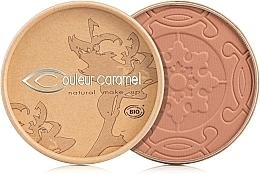 "Fragrances, Perfumes, Cosmetics Bronzing Powder ""Terra Caramel"" - Couleur Caramel Cooked Powder"