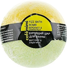 "Fragrances, Perfumes, Cosmetics Bath Bomb ""Bergamot and Grapefruit"" - Cafe Mimi Bubble Ball Bath"