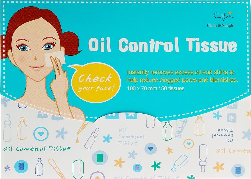 Oil Absorbing Paper - Cettua Cleansing Mat Tissues
