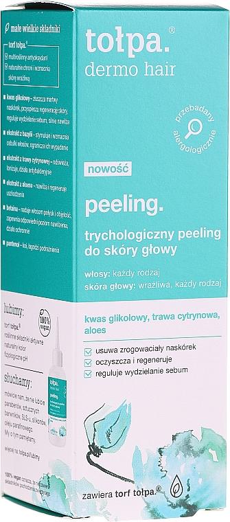 Trichological Scalp Peeling - Tolpa Dermo Hair Peeling