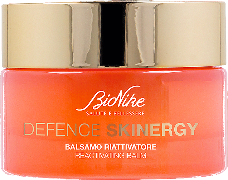 Face Balm - BioNike Defence Skinergy Reactivating Balm — photo N1