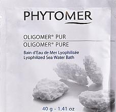 Fragrances, Perfumes, Cosmetics Lyophilized Seawater Bath - Phytomer Oligomer Lyophilized Seawater Bath