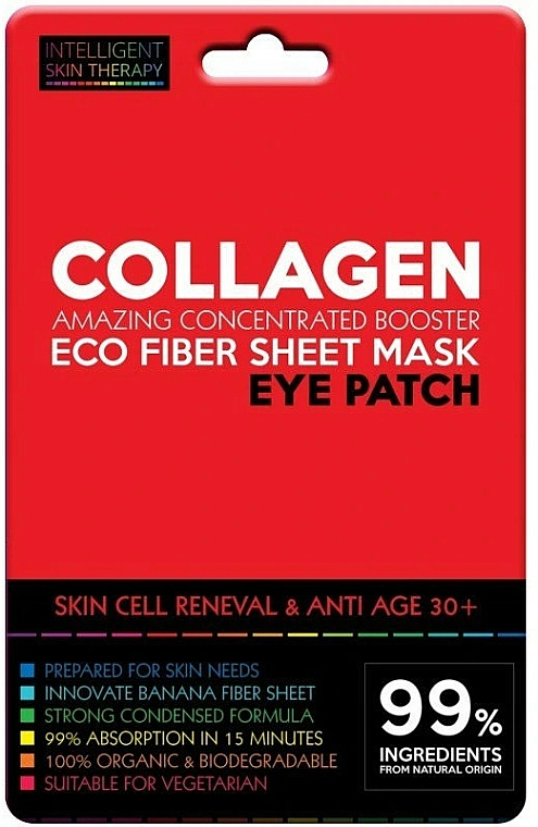 Eye Patches - Beauty Face IST Cell Rebuilding Eye Patch Marine Collagen