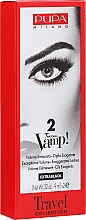 Set - Pupa Travel Collection (mascara/2x9ml) — photo N1