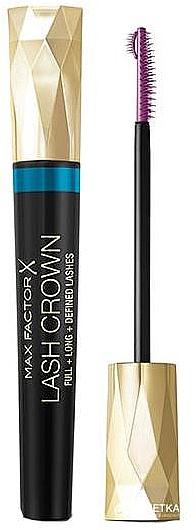 Lash Mascara - Max Factor Lash Crown Mascara Waterproof