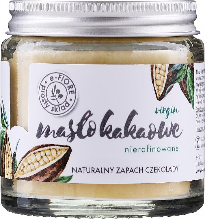 Natural Unrefined Cocoa Butter - E-Fiori