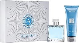 Fragrances, Perfumes, Cosmetics Azzaro Chrome - Set (edt/50ml + sh/gel/100ml)