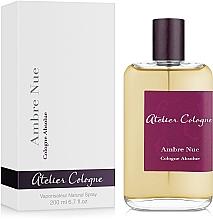 Fragrances, Perfumes, Cosmetics Atelier Cologne Ambre Nue - Eau de Cologne