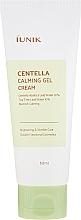 Fragrances, Perfumes, Cosmetics Soothing Cream Gel with Centella Asiatica - IUNIK Centella Calming Gel Cream