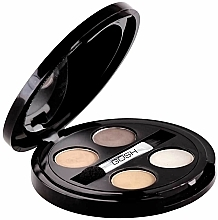 Fragrances, Perfumes, Cosmetics Brow Powder - Gosh Eye Brow Kit
