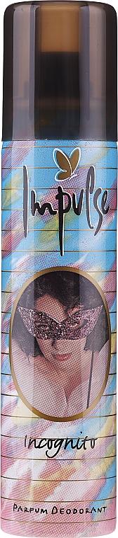 Body Spray-Deodorant - Impulse Incognito Deodorant Spray