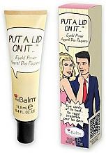 Fragrances, Perfumes, Cosmetics Eyeshadow Base - TheBalm Put A Lid On It