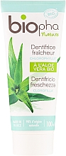 Fragrances, Perfumes, Cosmetics Toothpaste with Fluoride - Biopha Toothpaste