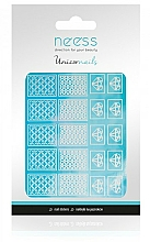 Fragrances, Perfumes, Cosmetics Nail Stickers, 3695 - Neess
