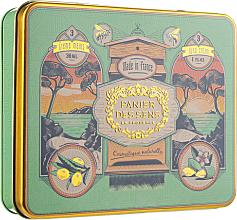 Fragrances, Perfumes, Cosmetics Set - Panier Des Sens The Timeless Hand Care Gift Set (h/cream/3x30ml)