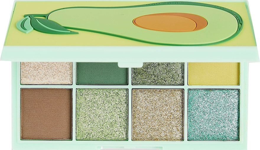 Eyeshadow Palette - I Heart Revolution Mini Tasty Avocado Eyeshadow Palette