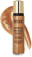 Fragrances, Perfumes, Cosmetics Liquid Body Bronzer - Milani Intense Bronze Glow Face & Body Liquid Bronzer