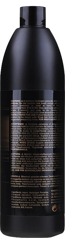 Oxidizing Emulsion Cream - Beetre Becharme Oxidizer 12 % — photo N2