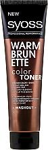 Fragrances, Perfumes, Cosmetics Tone Hair Color - Syoss Color Toner