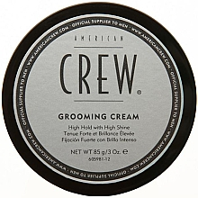 Fragrances, Perfumes, Cosmetics Strong Hold Hair Styling Cream - American Crew Classic Grooming Cream