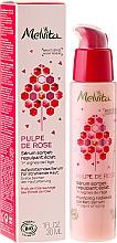 Fragrances, Perfumes, Cosmetics Facial Sorbet Serum - Melvita Pulpe De Rose Sorbet Serum
