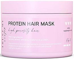 Fragrances, Perfumes, Cosmetics Protein Mask for High Porosity Hair  - Trust My Sister High Porosity Hair Protein Mask