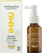 Fragrances, Perfumes, Cosmetics Refresh & Protect Mouth Spray - Madara Cosmetics IMMU Refresh & Protect Mouth Spray