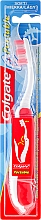 Fragrances, Perfumes, Cosmetics Portable Soft Toothbrush, red - Colgate Portable Travel Soft Toothbrush