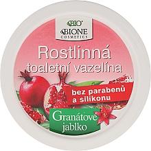 Fragrances, Perfumes, Cosmetics Vaseline - Bione Cosmetics Pomegranate Plant Vaseline With Antioxidants
