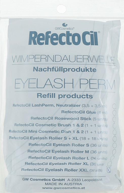 Eyelash Perm, XXL - RefectoCil — photo N1