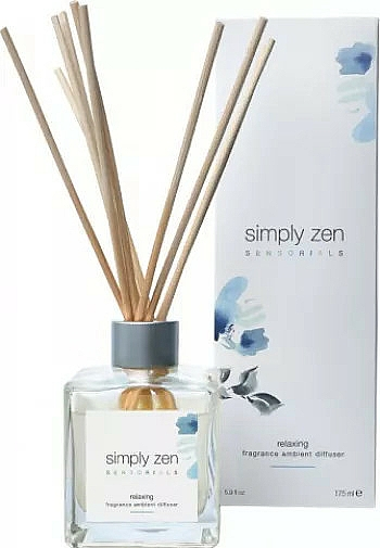 Reed Diffuser - Z. One Concept Simply Zen Sensorials Relaxing Diffuser — photo N1