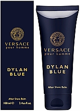 Fragrances, Perfumes, Cosmetics Versace Pour Homme Dylan Blue - After Shave Balm