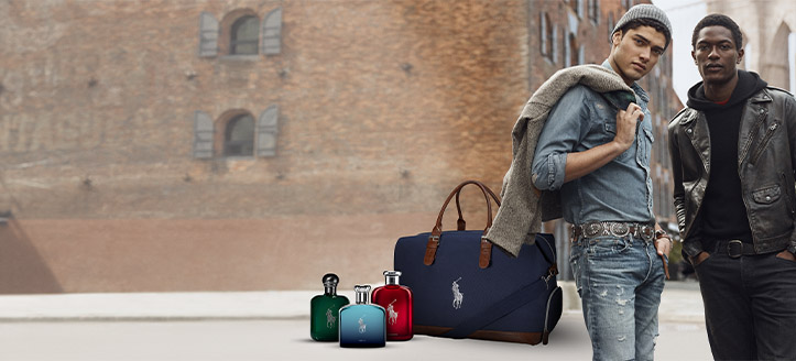 Buy Ralph Lauren products for the amount of £60 or more and get a free brand bag