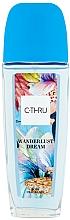 Fragrances, Perfumes, Cosmetics C-Thru Wanderlust Dream - Body Spray