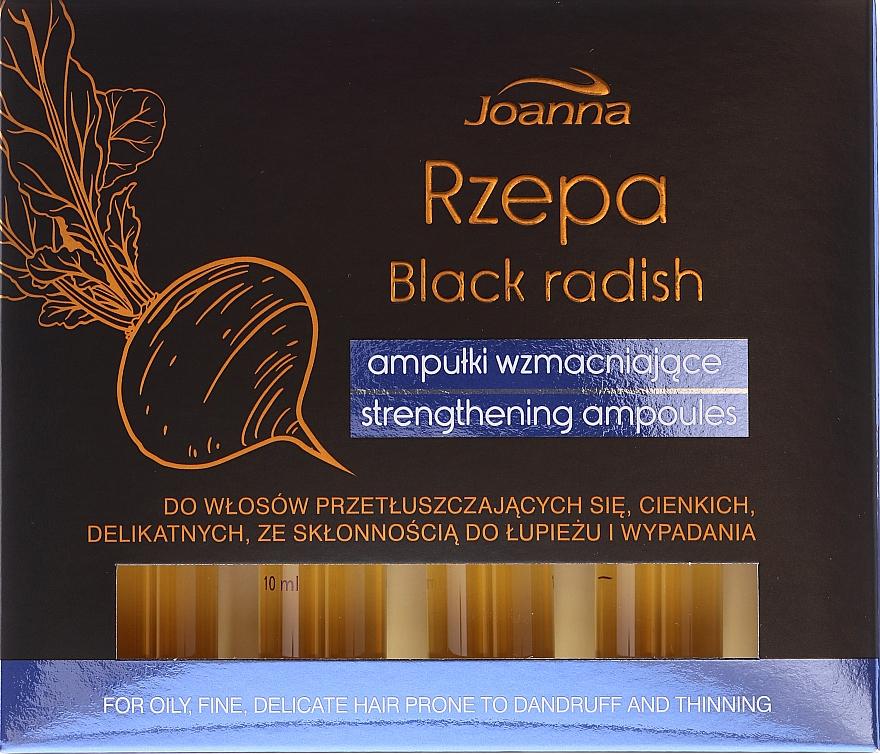 Strengthening Hair Ampoules - Joanna Turnip Description Strengthening Ampoules