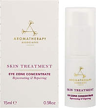 Fragrances, Perfumes, Cosmetics Eye Zone Concentrate - Aromatherapy Associates Skin Treatment Eye Zone Concentrate