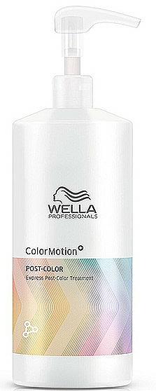 Express Post Color Care - Wella Professionals Color Motion+ Post-Color Treatment