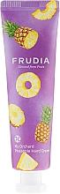Fragrances, Perfumes, Cosmetics Nourishing Pineapple Hand Cream - Frudia My Orchard Pineapple Hand Cream