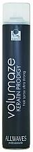 Fragrances, Perfumes, Cosmetics Keratin Hair Spray - Allwaves Volumaze Keratin Prodigy Hair Spray Ultra Strong