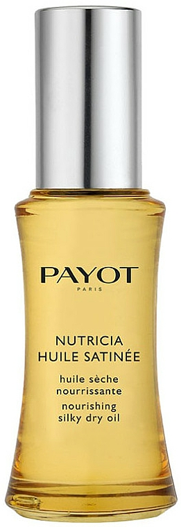 Ultra Nourishing Dry Oil - Payot Nutricia Nutricia Huile Satinee Ultra-Nourishing Silky Dry Oil