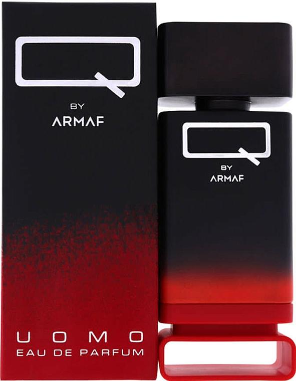 Armaf Q Uomo - Eau de Parfum — photo N1