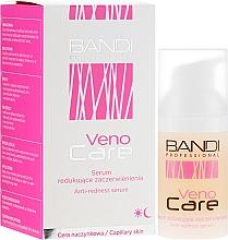 Fragrances, Perfumes, Cosmetics Anti-Redness Face Serum - Bandi Professional Veno Care Anti-Redness Serum