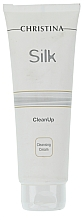 Fragrances, Perfumes, Cosmetics Gentle Clean Up Cream - Christina Silk Clean Up Cream