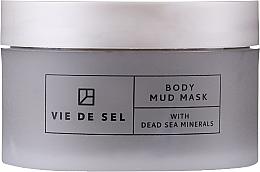 Fragrances, Perfumes, Cosmetics Body Mud Mask - Vie De Sel Body Mud Mask