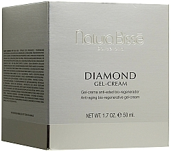 Fragrances, Perfumes, Cosmetics Anti-Aging Bio-Regenerative Gel-Cream - Natura Bisse Diamond Gel-Cream